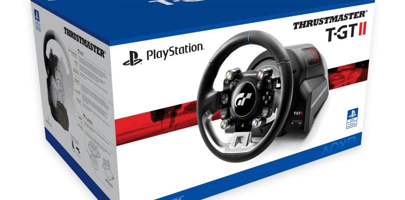 T-GT II – Das Rennlenkrad von Thrustmaster für die PS5 im Detail
