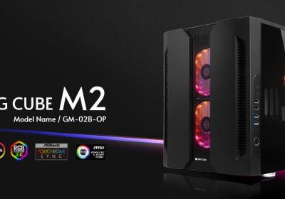 Gaming Cube M2 – Der mATX-Tower von Chieftronic im Detail
