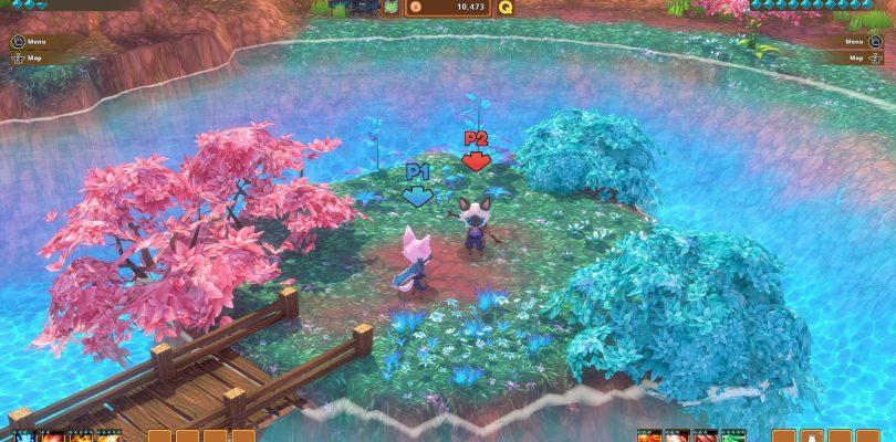 Kitaria Fables – Action-Adventure-RPG-Mix startet auf PC und Konsolen