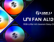 UNI FAN AL120 – Die RGB-Lüfter von Lian Li im Detail