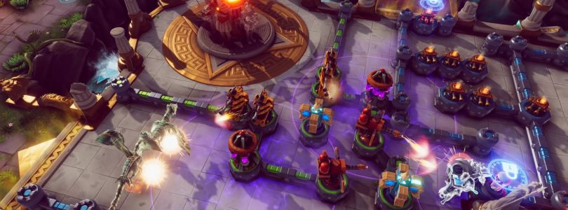 Skydome – Tower Defense-MOBA startet in den Early Access