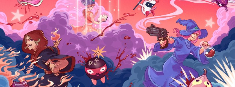 Trigger Witch – Action-Adventure für XBox One und PS4 veröffentlicht