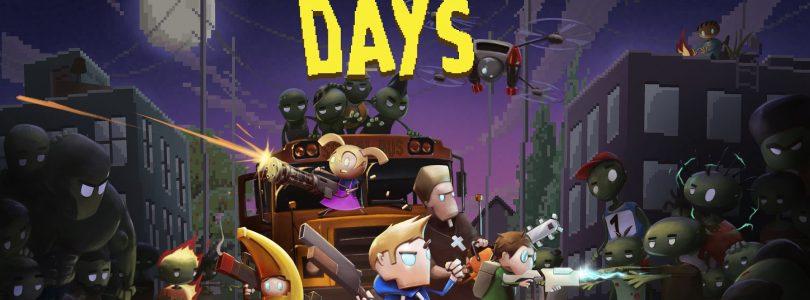 Deadly Days – Pixel-Zombie-Shooter für XBox und PlayStation veröffentlicht