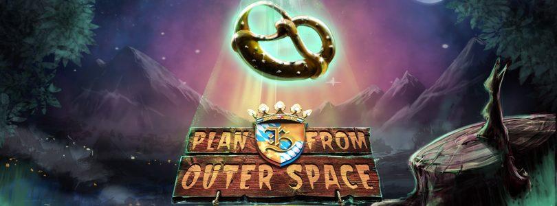 Plan B from Outer Space erscheint am 28. Oktober