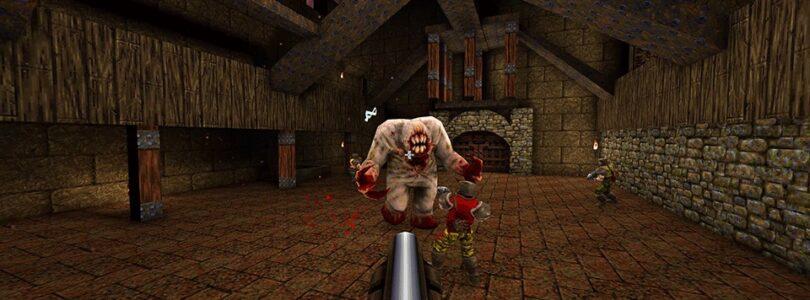 Quake – Die Legende ist als Enhanced Edition wieder da