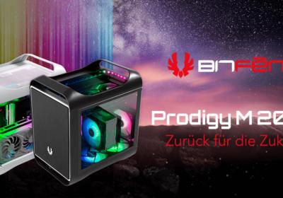 Bitfenix Prodigy M 2022 – Das modulare Gehäuse im Detail