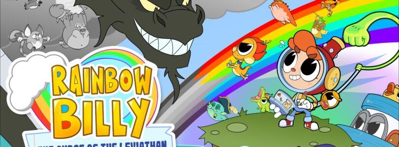 Rainbow Billy: The Curse of the Leviathan erscheint am 05. Oktober