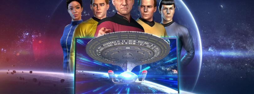 Star Trek Fleet Command startet mit Crossplay auf dem PC