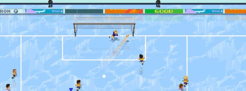 Super Arcade Football startet auf Nintendo Switch