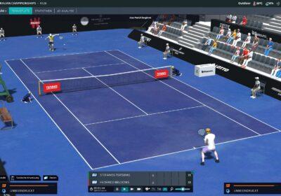 Test: Tennis Manager 2021 – Kann das Break verwandelt werden?
