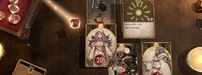 Voice of Cards: The Isle Dragon Roars – Neues Sammelkarten-RPG angekündigt